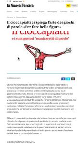 Nuova Ferrara
